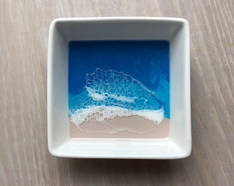 Ceramic Ring Dish/Tray