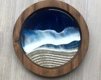 """11"""" Ocean Wall Art"""
