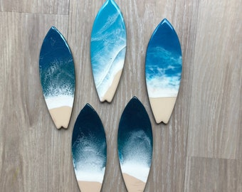 "8"" Surfboard Wall Art"