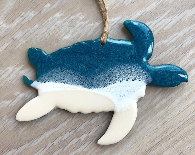 Featured listing image: Sea Turtle Tree Ornament