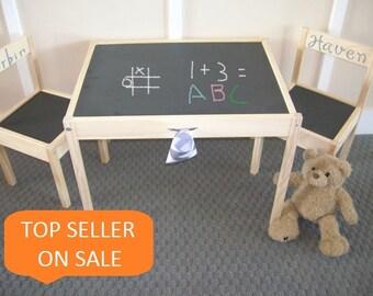 Superieur Chalkboard Table   Etsy