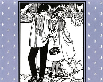 Folkwear Croatian Shirt & Dress w/Tucks Sewing Pattern # 117 Men's and Women's sizes S-XL