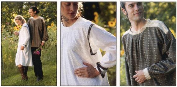 Folkwear forêt noire Blouse KITTEL chemise homme ou femme dress sewing pattern 148