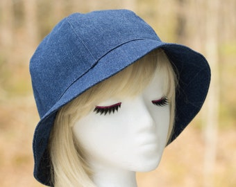 American Girl 2018 Chambray Cadet Cap Hat for Doll Only NEW IN BOX