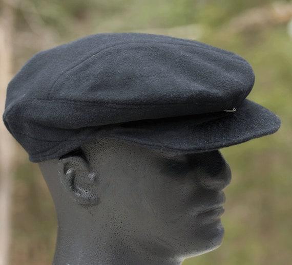 Flat Cap Grey Boys Houndstooth Baker Caps Newsboy Hat Country Style Gatsby