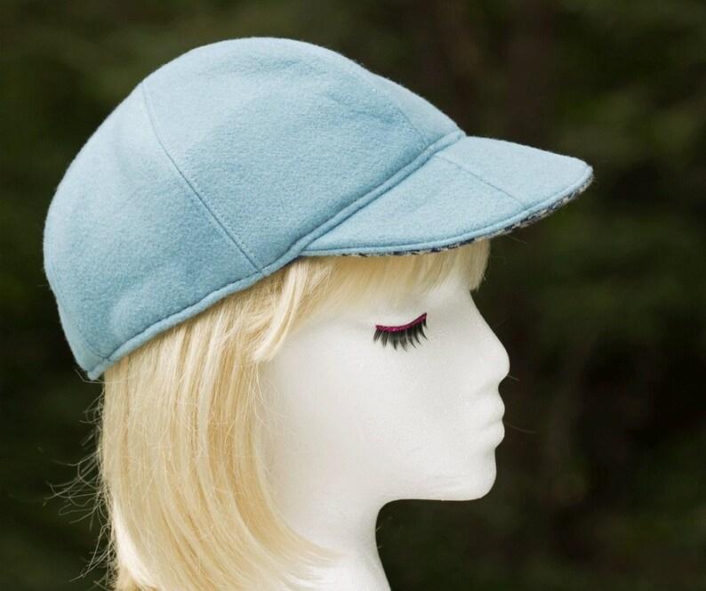 c275816d589190 Light Blue Wool Baseball Cap Low Profile Dad Cap Blue | Etsy