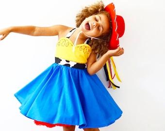 8855bc4bf Toy Story Jessie Dress