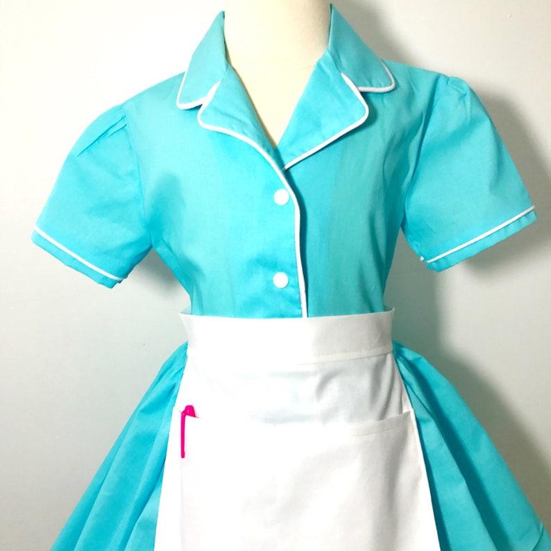 Waitress the Musical Costume