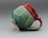 Handmade Pottery  Mug Plu...