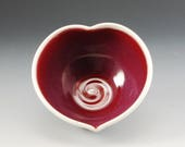 Heart Shaped Handmade Pot...