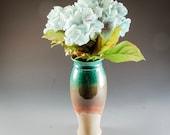 Handmade Pottery Vase Gre...