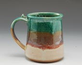 Handmade Pottery Large Mu...