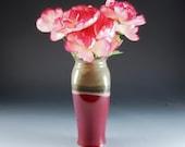 Pottery Vase Handmade Sto...
