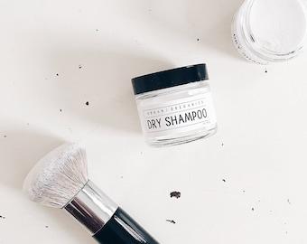 DRY SHAMPOO // Light Hair - - - Vegan ∙ Organic ∙ All Natural