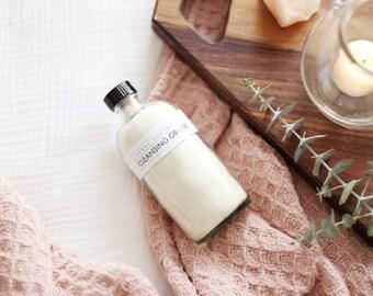CLEANSING GRAINS // 'Bare' Facial Cleanser - - - Vegan ∙ Organic ∙ 100% Natural