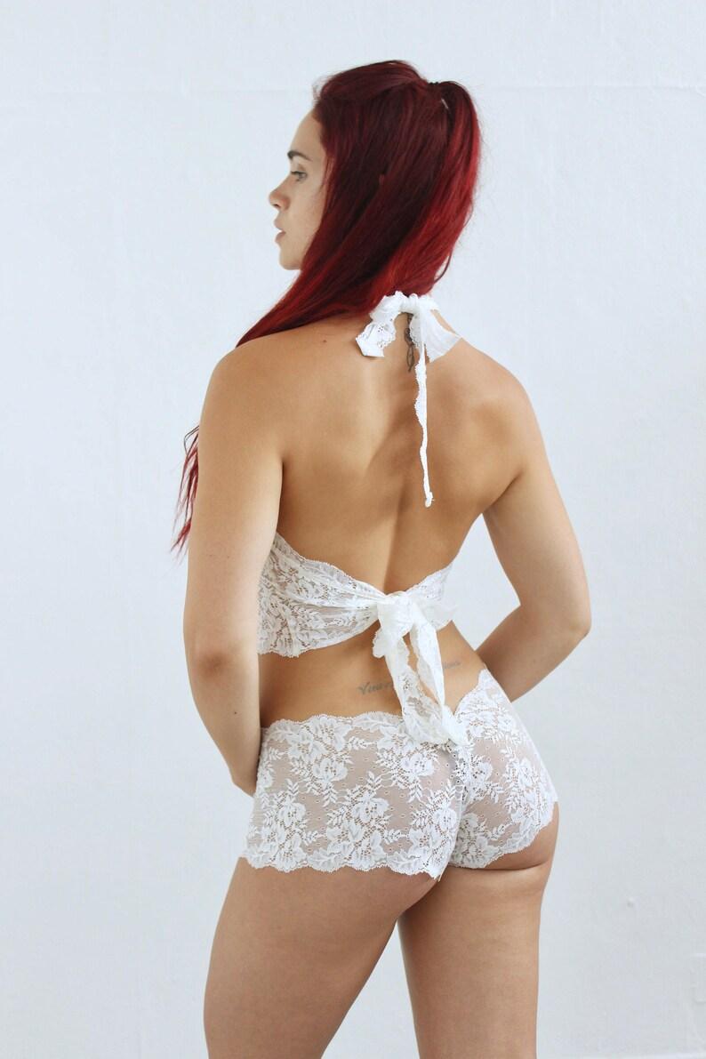 c0cd0668434 Lace Lingerie Lace Bridal Top See Through Lingerie Erotic