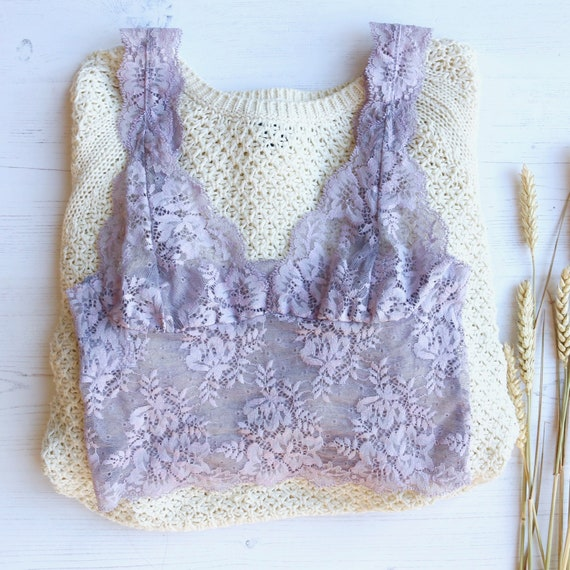 6fdfd153a4534 Bralette Lace Bra Bra Lingerie Lace lingerie Gift to her