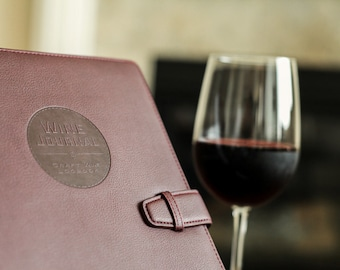 Wine Journal – Log Your Wine Recipes Forever