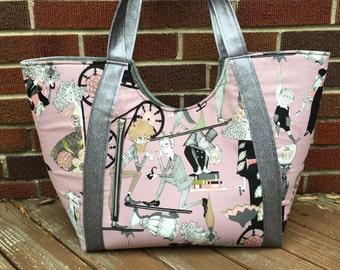 Overnight bag, Weekender, Traveler, Large tote, Weekend bag, Travel Bag, Market Bag, Pool Tote, Overnighter, Extra Large Bag, Handmade bag