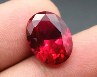 loose ruby oval natural ruby oval 4*3-7*5mm ruby oval cut calibrated ruby oval faceted ruby oval genuine ruby cut oval only heated