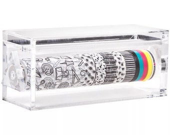 I Spy DIY Washi Tape Dispenser