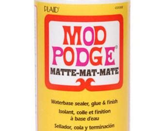 Mod Podge Matte, 16 oz