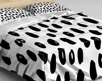 Bed Set, Bedding, Duvet Cover, Comforter, Pillow Shams, Duvet Cover Queen, King Duvet Cover, Duvet Cover King, Bedspread, Bedroom Decor