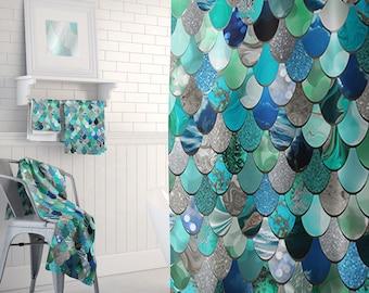 Ordinaire More Colors. Mermaid Bathroom ...