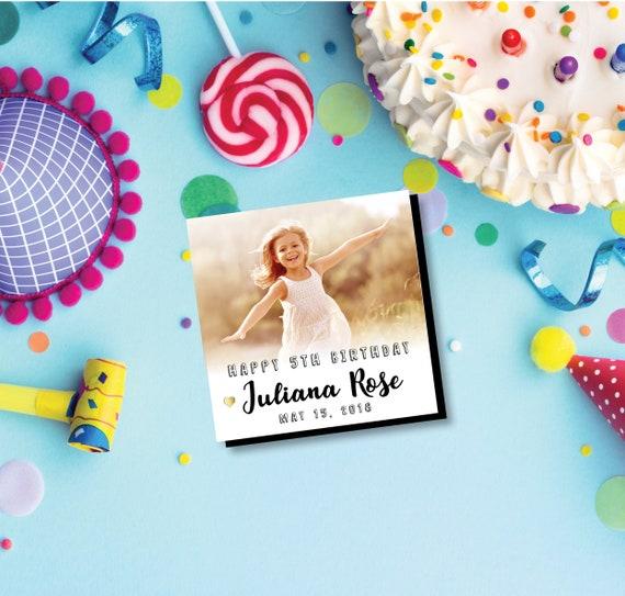 Fabulously fun birthday magnets personalized photo magnets etsy image 0 filmwisefo