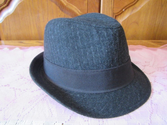 All American STETSON HAT 60% wool   40 polyester dark  60850f00401