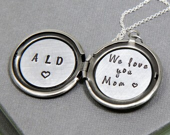 We love you Mom Necklace, Mother Necklace, Gift for Mother, Mama Necklace, Mom Necklace, Mom Gift, Mother's Day Necklace, Mother's Day Gift