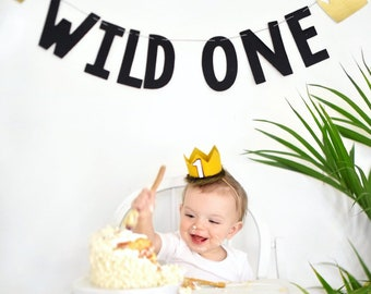 Where the Wild Things Are Crown || Max Crown || Safari Birthday || Wild One