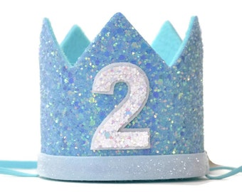 Second Birthday Frozen 2nd Crown Hat Outfit Princess