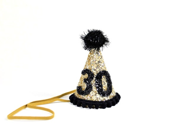 Items Similar To 30th Birthday Party Hat Thirtieth Dirty 30 Adult Customize Any Number Or Color On Etsy
