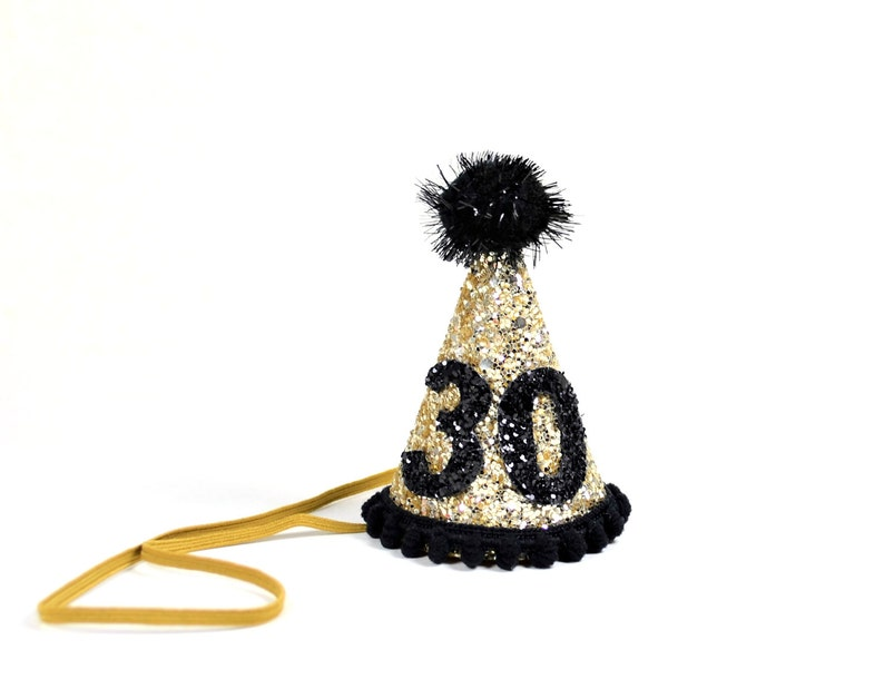 30th Birthday Party Hat Thirtieth Dirty 30 Adult