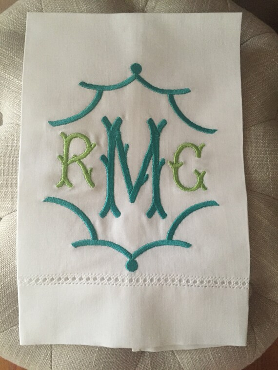 Custom  Linen Hand Towel