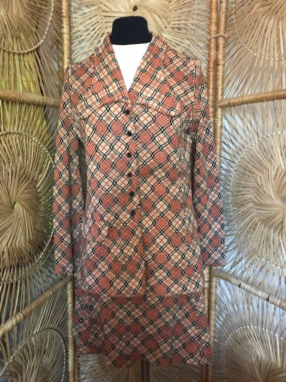 Vintage Fab London Clobber Suit.
