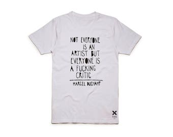 Marcel Duchamp Regular Unisex Tshirt