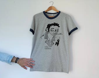 Serge Gainsbourg Retro Unisex Tshirt