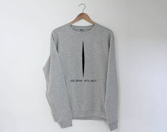 Lucio Fontana Regular Unisex Sweatshirt Sweater Jumper