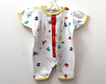 One-pieces Next Baby Boys Sleepsuits X2 3-6months Distinctive For Its Traditional Properties
