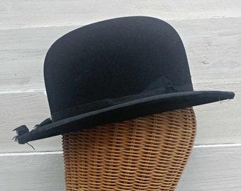 ac60ee6a5ff Antique bowler hat