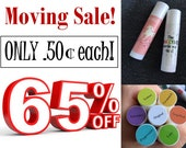 Lip Balms with doTERRA Essential Oils Flavors Chapstick Unicorn Custom Thank You Gifts All Natural Chapstick Unicorn Girl Gift Party Favor