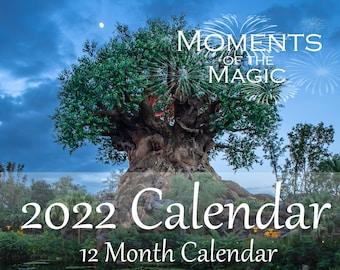 2022 Moments of the Magic Wall Calendar
