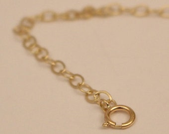 14k chain extender,14k extender,14k chain necklace, 14k chain extension,14k chain bracelet, gold chain bracelet,14k chain necklace extension