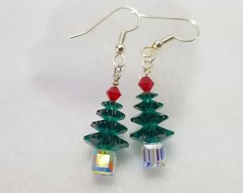 Christmas Earrings, Classic