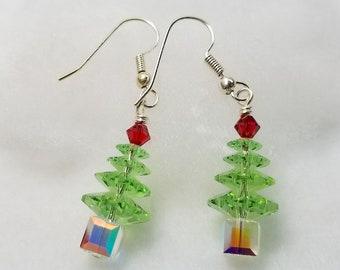 Christmas Tree, Peridot Crystal