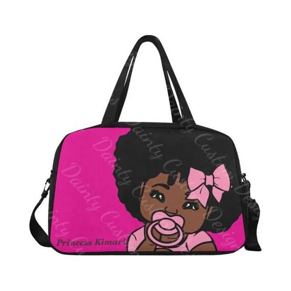 Mandela Diaper Bag,Black Diaper Bag,Monogram Diaper Bag,Girls Diaper Bag Infant Bag,Baby Bag Boys Diaper Bag Diaper Bag,SHIPPING INCLUDED