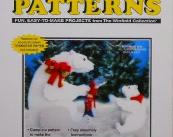 A Time for Sharing Wood Craft Pattern