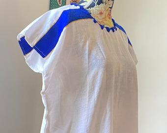 Hand made Ethiopian Tee shirt dress
